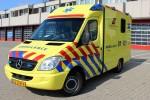 Groningen - AmbulanceZorg Groningen - RTW - 01-125