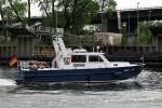 WSP 14 - Streifenboot