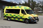 Katrineholm - Landstinget Sörmland - Ambulans - 3 41-7210