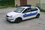 Foča - Polizei - FuStW