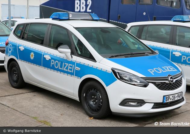 BP16-949 - Opel Zafira - FuStW