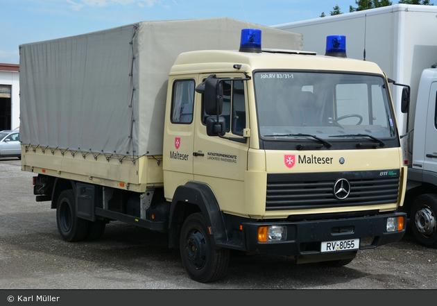 Einsatzfahrzeug: Johannes Ravensburg 83/31-01 - BOS-Fahrzeuge ...