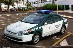 Arrecife - Guardia Civil Tráfico - FuStW