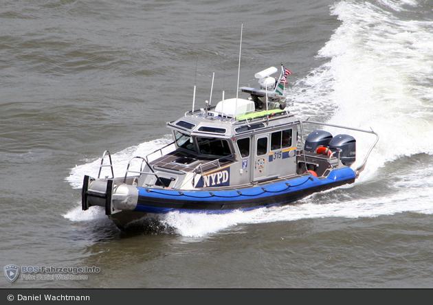 NYPD - Randall's Island - Harbor Unit - Boat 315