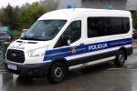 Mravince - Policija - Interventna Jedinica - HGruKw