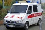 Erfurt - Erfurter Verkehrsbetriebe AG - Dispatcherfahrzeug (a.D.)