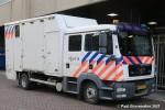 Amsterdam - Politie - Unit Bereden Politie - PftraKw - 0461 (a.D.)