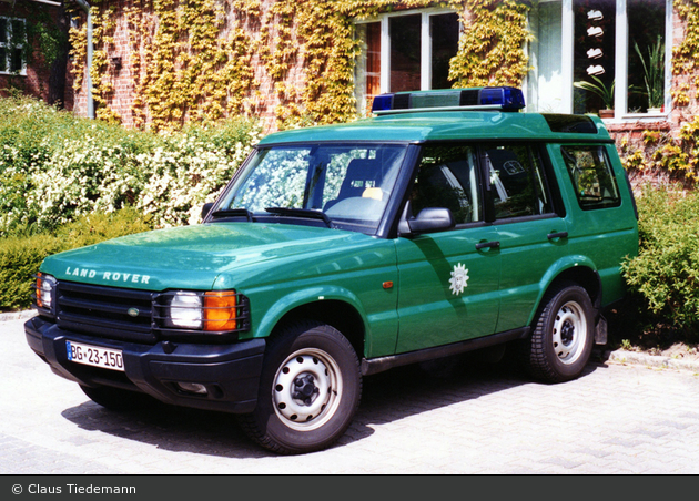 BG23-150 - Land Rover Discovery - FuStW