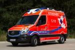Rettung Ennepe KTW (EN-RD 8514)