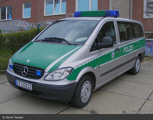 EF-32212 - MB Vito 115 CDi - FuStW - Gera (a.D.)