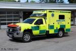 Gävle - Landstinget Gävleborg - Ambulans - 3 26-9140