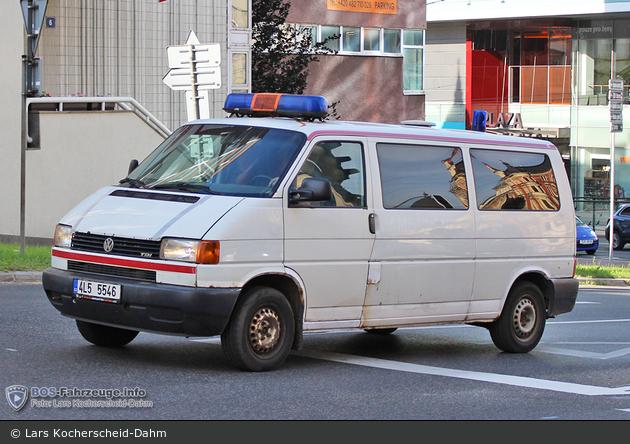 Liberec - KNL - 4L5 5546 - Leichenwagen