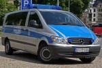 EF-TP 1104 - MB Vito 115 CDI - FuStW -  Erfurt