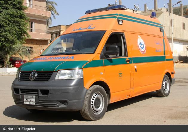 al-Qāhira - Gesundheitsministerium - RTW - 757