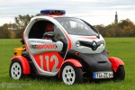 Renault Twizy - MBS - First Responder