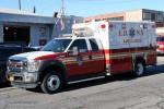 FDNY - EMS - Ambulance 159 - RTW