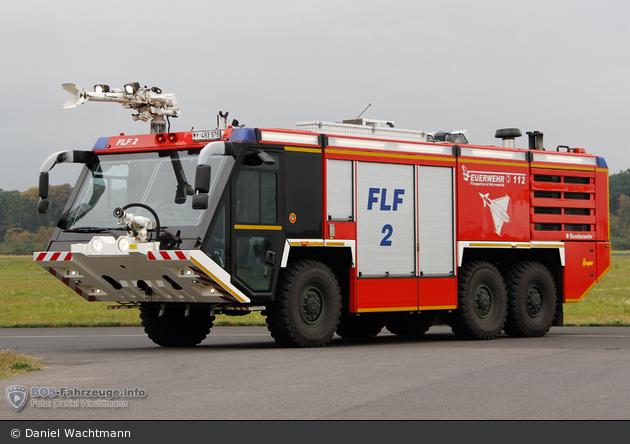 Nörvenich - Feuerwehr - FlKfz Mittel, Flugplatz (FLF 2)