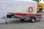 J. Werner Schaefer - Hochwasserboot