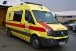 Malle - Algemeen Ziekenhuis Sint-Jozef - RTW - 107 001