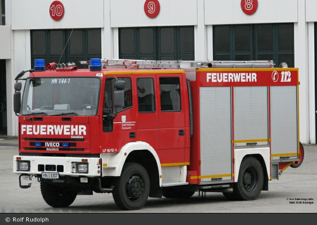 Einsatzfahrzeug Florian Heilbronn 01 44 01 A D Bos