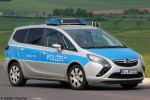 WI-HP 2221 - Opel Zafira Tourer - FuStW