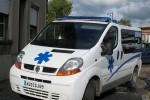 Avesnes-sur-Helpe - Ambulances de l'Avesnois - KTW
