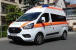 Helios Vogtland-Klinikum Plauen - KTW