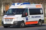 Krankentransport City-Ambulance - KTW
