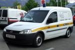 Dornbirn - VEG - Opel Combo