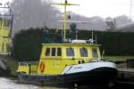 Twente - Rijkswaterstaat - Patrouillenboot