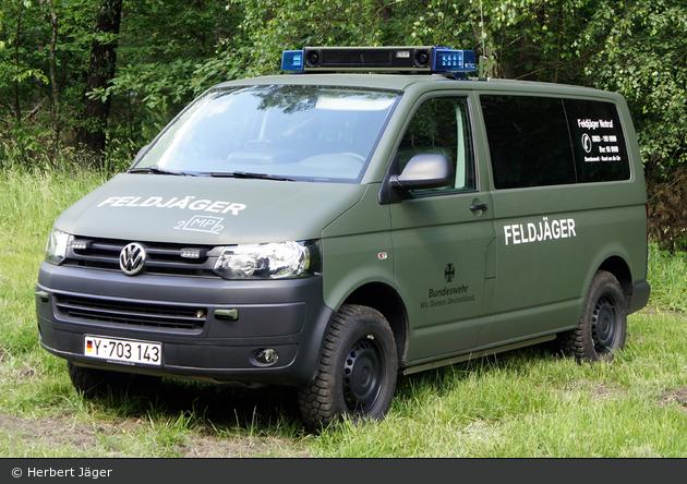 Munster - Feldjäger - FuStW