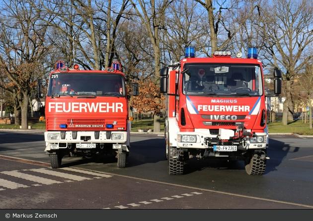 BY - FF Selbitz - Wachablösung TLF