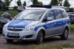 WI-HP 2128 - Opel Zafira - FuStW