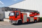 Antwerpen - Brandweer - DLK - A27 (a.D.)