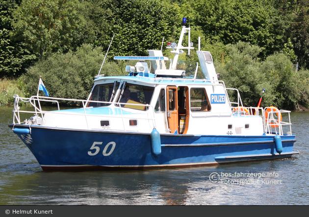 WSP 50 - Beilngries - Streifenboot