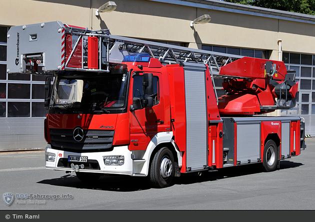Mercedes-Benz Atego 1530 F - Rosenbauer - DLA(K) 23/12 (L32)