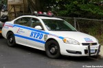 NYPD - Staten Island - 120th Precinct - Auxiliary Police - FuStW 7924