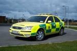 Tullamore - HSE National Ambulance Service - PKW