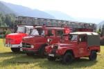 AT - Kitzbühel - Oldtimergruppe TLFA 4000 Kitzbühel - Gruppenaufnahme
