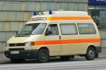 Ambulance Köpke - KTW (a.D.) (HH-AK 3971)