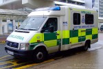 Glasgow - Scottish Ambulance Service - RTW (a.D.)