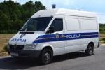 Zagreb - Policija - Ravnateljstvo Policije - GefKw
