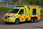 Helsingborg - Ambulanssjukvården Region Skåne - RTW - 3 64-9120 (a.D.)