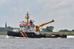 WSA Bremerhaven - Tonnenleger - Nordergründe