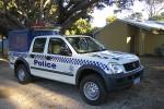 Western Australia - Police - GefKw - VX102