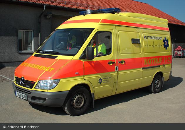 Rettung Harz 120/83-03 (a.D.)