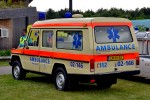 Terschelling - UMCG Ambulancezorg - RTW - 02-146 (a.D.)