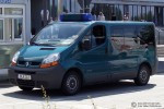 Renault Trafic - GefKW - Justizvollzug Naumburg
