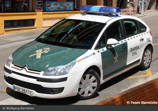 Palma de Mallorca - Guardia Civil - FuStW
