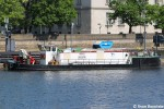 WSA Berlin - Taucherschiff - Biber